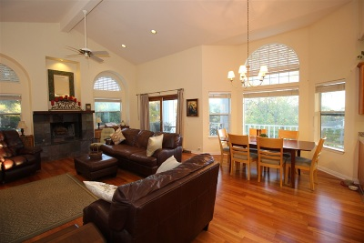 Vista Single Family Home For Sale: 1155 Range View Rd
