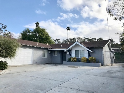 Poway Single Family Home For Sale: 14001 Powers Rd