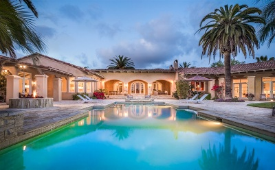 Rancho Santa Fe Single Family Home For Sale: 17262 Via Recanto