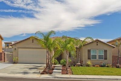 Murrieta CA Single Family Home For Sale: $439,995