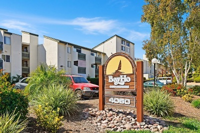 Attached For Sale: 4060 Huerfano Ave #125