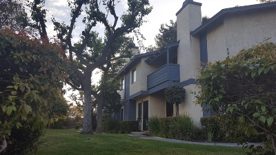 San Diego Townhouse For Sale: 5850 Reo Terrace #F