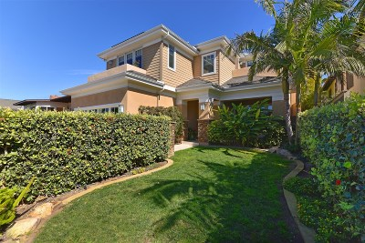 La Jolla Shores Single Family Home For Sale: 8475 Paseo Del Ocaso