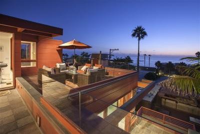 La Jolla Single Family Home For Sale: 257 Playa Del Sur
