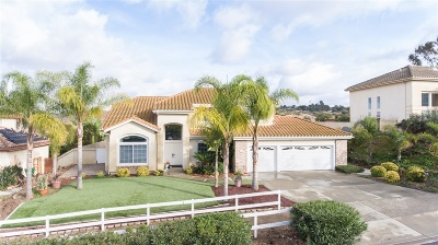 Oceanside Single Family Home For Sale: 1614 Del Mar Road