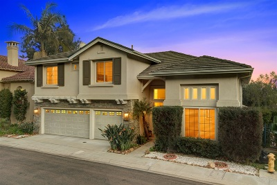 La Jolla Single Family Home For Sale: 6057 Firwood Row