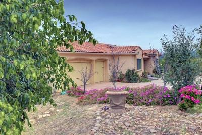Fallbrook Single Family Home For Sale: 2491 Palo Vista Rd
