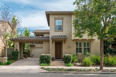 Single Family Home For Sale: 15681 Via Montecristo