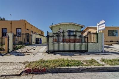 San Diego Single Family Home For Sale: 4839 Auburn Dr