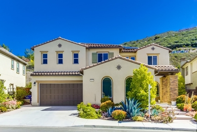 San Marcos Single Family Home Sold: 929 Tucana Dr