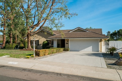Single Family Home For Sale: 12497 Conquistador Way