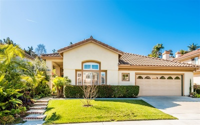 Carlsbad Single Family Home For Sale: 7024 Rockrose Ter