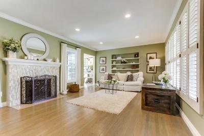 Kensington Single Family Home For Sale: 4814 Sussex Dr
