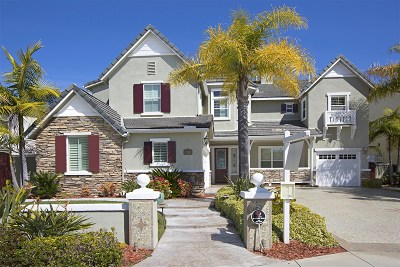 Carlsbad Single Family Home For Sale: 2161 Twain Ave.