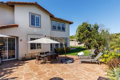Carlsbad Single Family Home For Sale: 3028 Corte Tilo