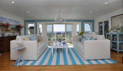 La Jolla Single Family Home For Sale: 6260 Waverly Avenue