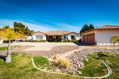 Single Family Home For Sale: 3676 Genista Pl