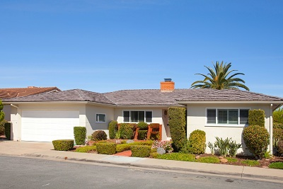 Talmadge, Talmadge/College Area Single Family Home For Sale: 4564 Lucille Drive