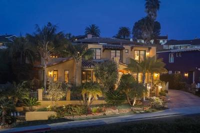 Single Family Home For Sale: 142 S Granados Avenue