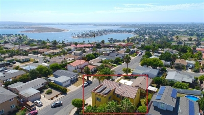 San Diego CA Single Family Home For Sale: $1,225,000