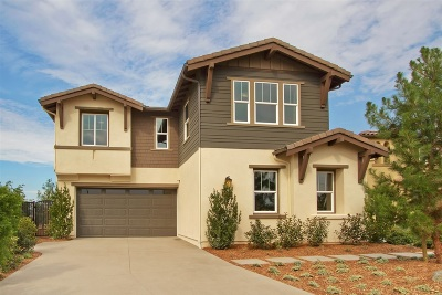 Murrieta CA Single Family Home For Sale: $547,990