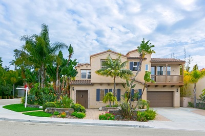 Single Family Home For Sale: 2903 Rancho Cortes