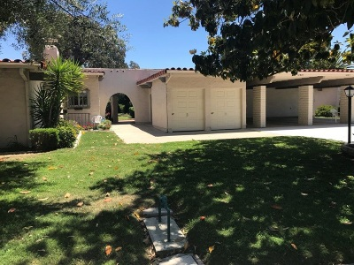 San Diego Two Family Home For Sale: 12479 Rios Rd