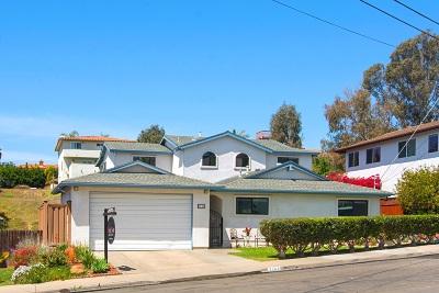 Single Family Home For Sale: 2744 Penrose St