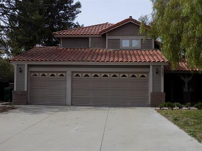 Murrieta Single Family Home For Sale: 24857 Avenida Sombra