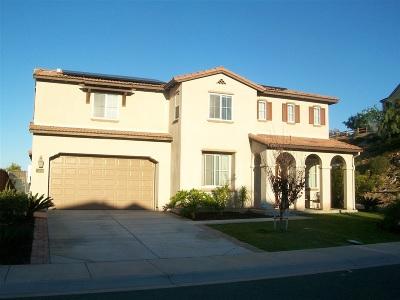 Santee Single Family Home For Sale: 3016 Calico Street