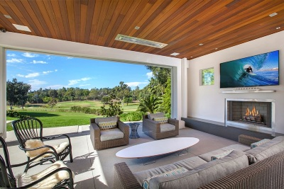 Rancho Santa Fe Single Family Home For Sale: 6308 La Valle Plateada