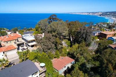 La Jolla Single Family Home For Sale: 1551 Olivet Ln