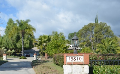 Poway Single Family Home For Sale