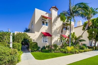 La Jolla Single Family Home For Sale: 7753 Draper Ave