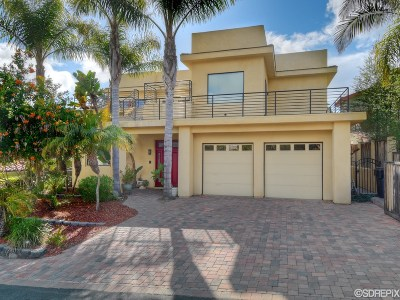 Del Mar Single Family Home For Sale: 12780 Via Esperia