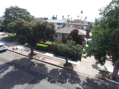 Pacific Beach, Mission Beach Multi Family 2-4 For Sale: 1443 Hornblend St.