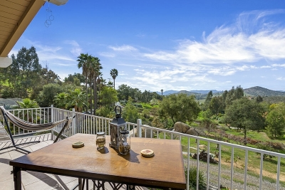 Single Family Home For Sale: 15564 Highland Valley Rd