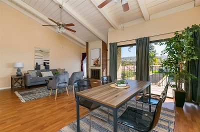 Carlsabd, Carlsbad Townhouse For Sale: 1941 Alga Road #C