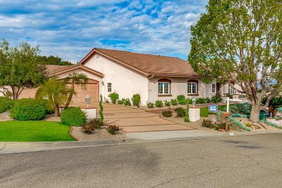 Single Family Home For Sale: 1743 Continental Lane