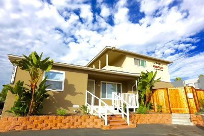 San Diego Multi Family 5+ For Sale: 4902 67th Street