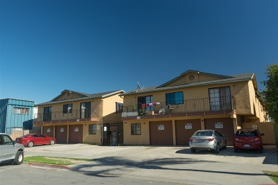 San Diego Multi Family 5+ Back On Market: 4061-4067 Van Dyke Ave.