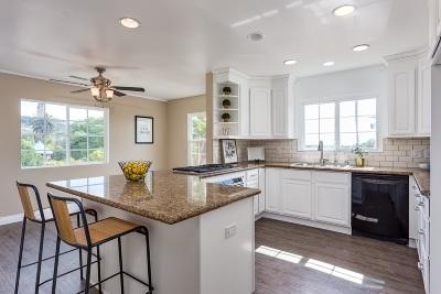 La Mesa Single Family Home For Sale: 9260 Mesa Vista Ave