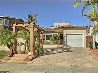 San Diego Single Family Home For Sale: 1812-1814 Diamond St