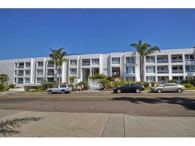 Ocean Side, Oceanside Attached For Sale: 910 N Pacific Street #40