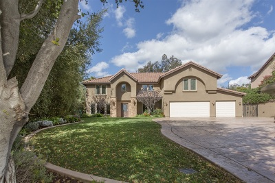 Single Family Home For Sale: 560 Ranchito Dr