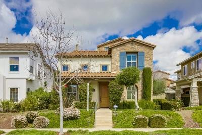 Del Sur Single Family Home For Sale: 8332 Kern Crescent