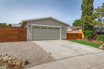 San Diego Single Family Home For Sale: 958 Osage St
