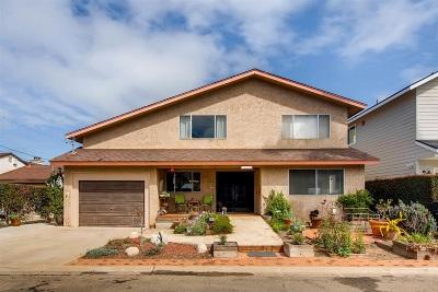 Single Family Home For Sale: 3720 Jennings Street