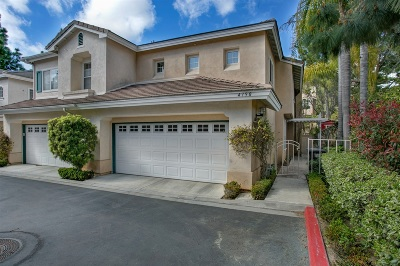San Diego CA Attached For Sale: $899,000