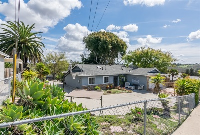 Oceanside Single Family Home For Sale: 326 Bluff Way